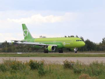S7 Airlines открыла Геленджик